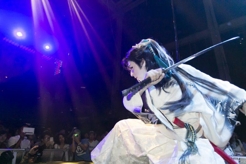江戸時代へタイムスリップ!?創作日本舞踊ショー開催!